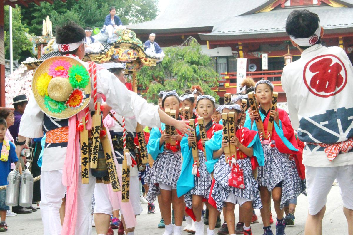 秩父川瀬祭ではお神輿が川に突っ込む!?東京から一時間半で行ける埼玉・秩父の夏のお祭り