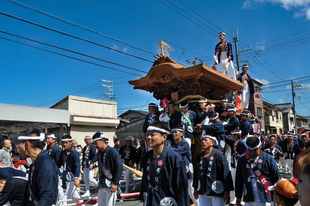 岸和田だんじり祭の「食」の魅力をご紹介!お目当ては祭り?それともグルメ?