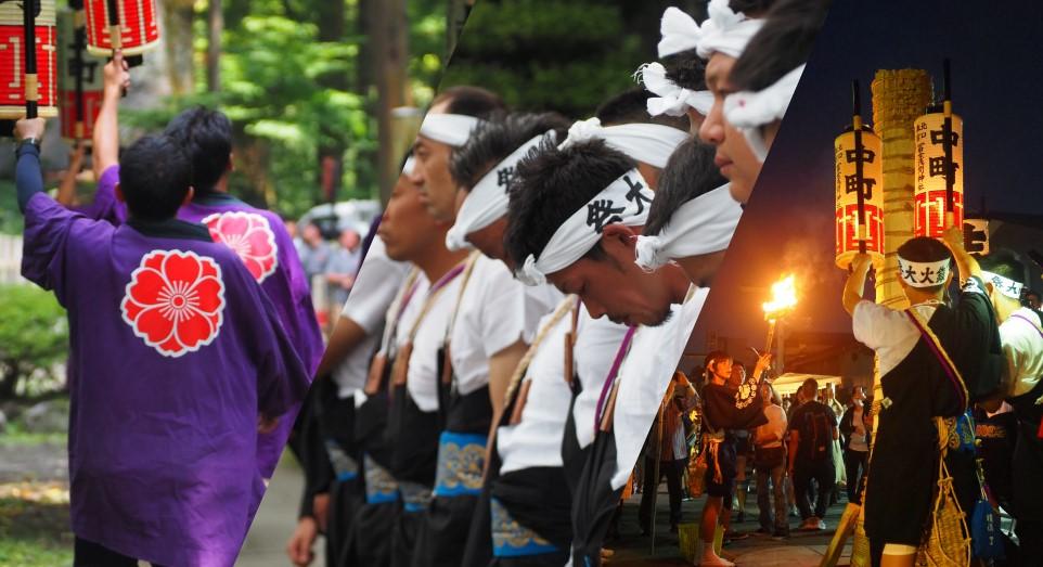 吉田の火祭りを陰で支える若手!「祭典世話人」制度とは?