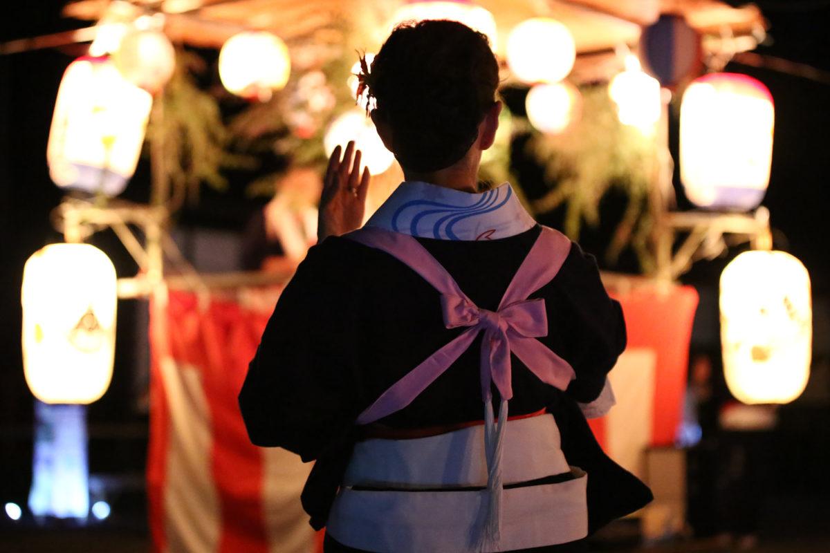 京都【上賀茂紅葉音頭大踊り】御所での踊りがルーツ!?
