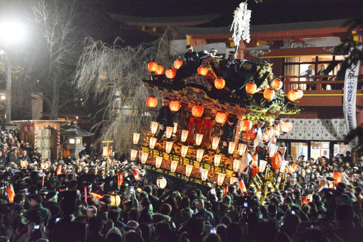 「秩父夜祭」、ユネスコ無形文化遺産に登録され日本の伝統文化を国内外に発信