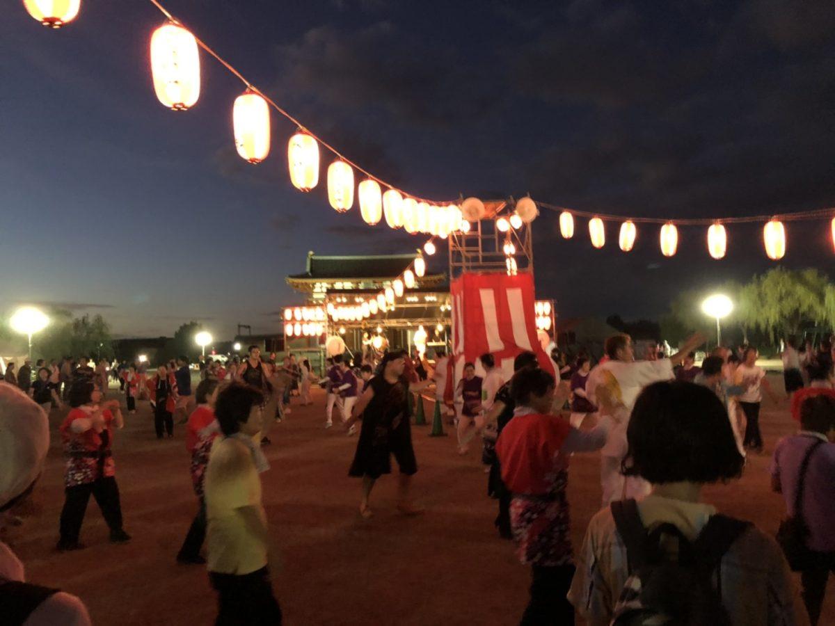 なら奈良まつり〜1300年前という歴史の中に、現代の盆踊りを融合してみた結果とは?