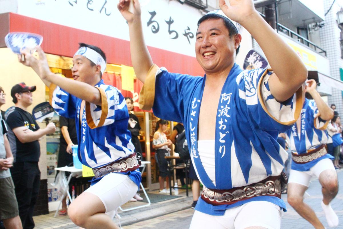 北浦和阿波おどりレポート!41年続く夏の締めくくりを飾るお祭りで盛り上がる!