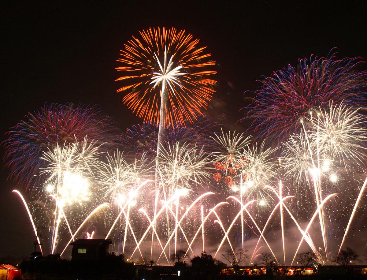 【2019年情報】花火大会を秋の夜長に☆2019年10月に関東で開催される花火大会5選