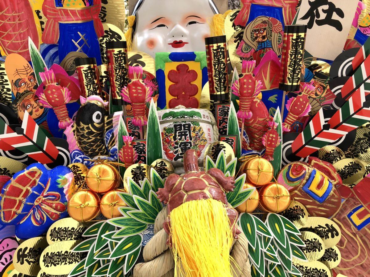 横浜・金刀比羅大鷲神社の酉の市を満喫しよう!ディープ横浜を楽しめるグルメ充実の酉の市!