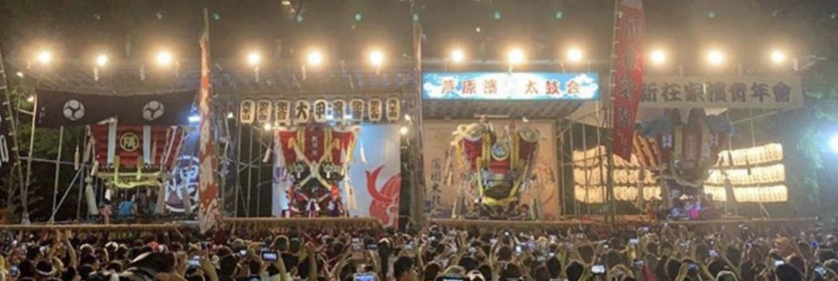 開口神社 八朔祭 ~600年以上の歴史を重ねた祭りの魅力とは?~