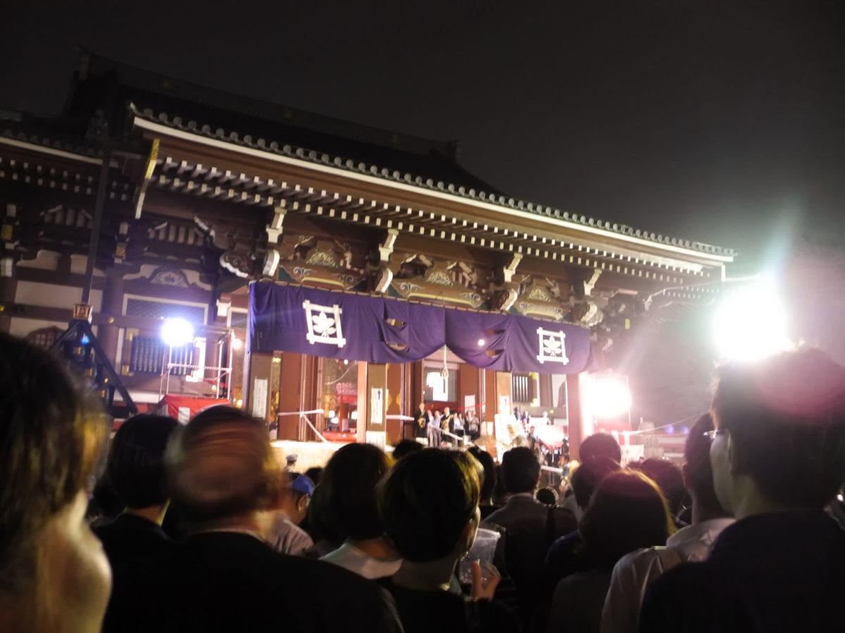 【池上本門寺の御会式】 参詣者30万人超! 江戸時代から続く盛大な法要行事 御会式に行こう