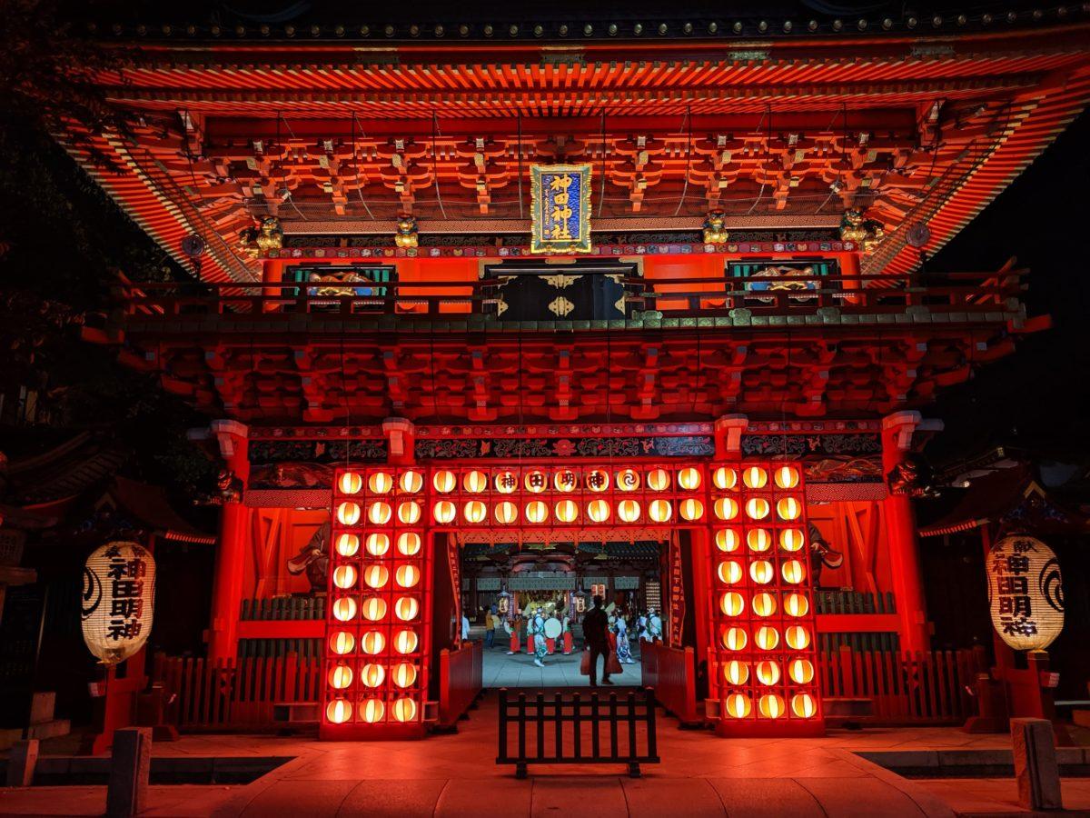<お知らせ>10月の江戸東京夜市には「郡上おどり」がやってくる!神田明神でお待ちしています。