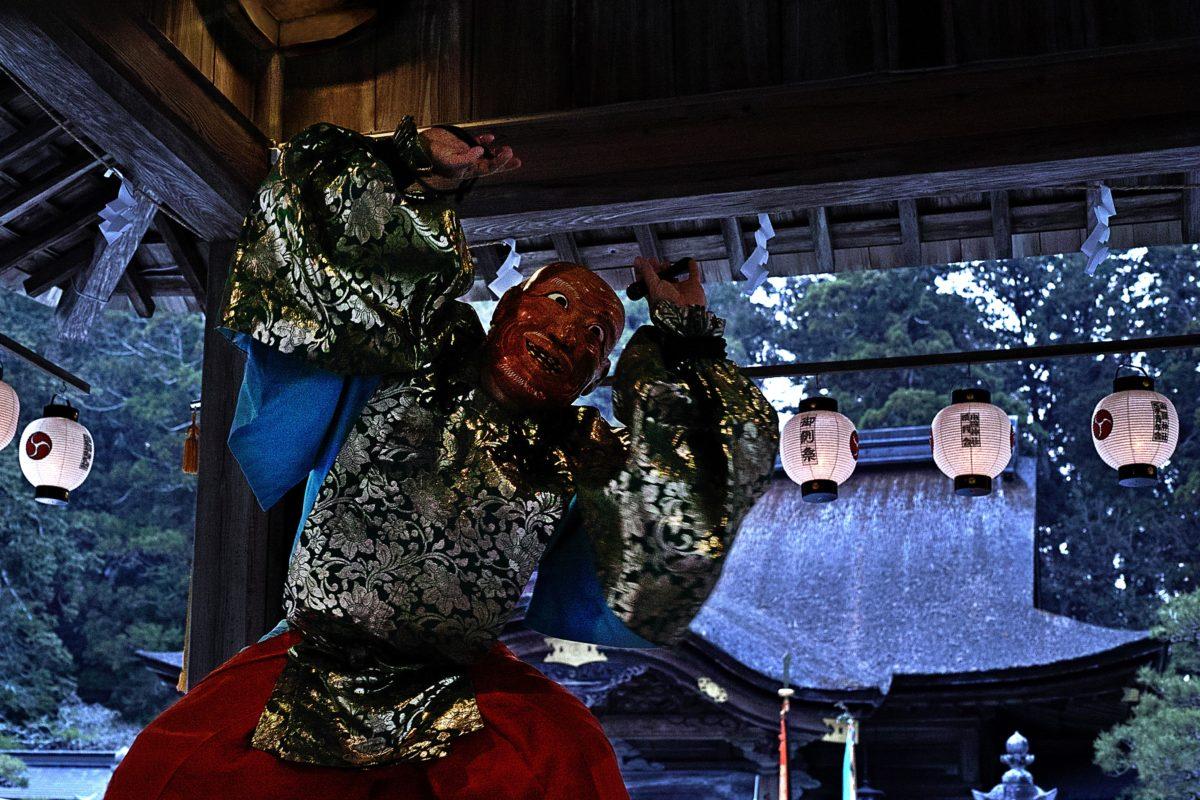 「小國神社 十二段舞楽」あふれる自然と豊かな祭り 観光経済新聞