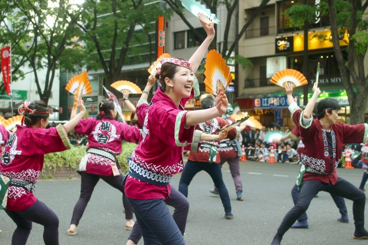「仙台・青葉まつり 」杜の都の夏を彩るすずめ踊り 観光経済新聞