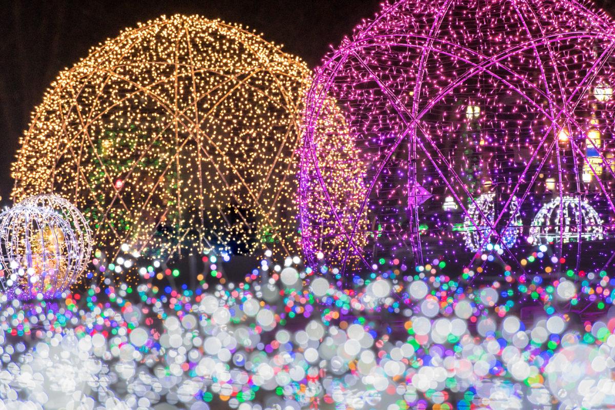 【クリスマスシーズン到来★】冬の夜をイルミネーションで彩る!フォトコンテストへ応募しよう
