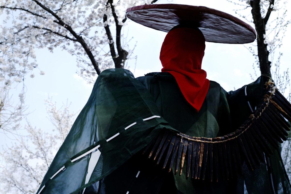 山梨県天津司舞 日本最古の人形芝居  奥ゆかしい平安文化の魅力を知る