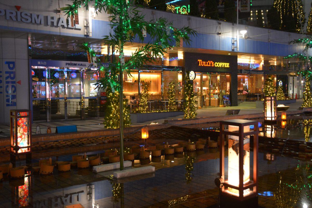 「東京ドームシティ・ウィンターイルミネーション」カクテルストリートやミーツポートガーデンに漂う山紫水明の世界