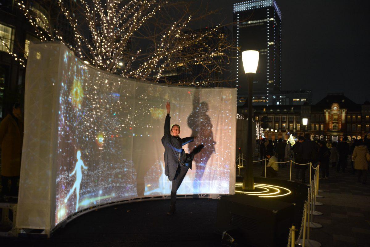 「東京ミチテラス」日本をリードする丸の内で、未知なる未来を明るく照らすクリスマス・イルミネーション