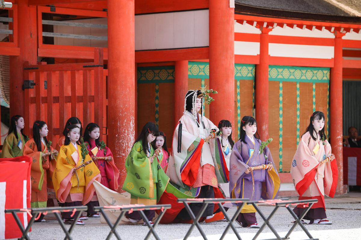 「葵祭」二つの神社の古式な儀式 観光経済新聞