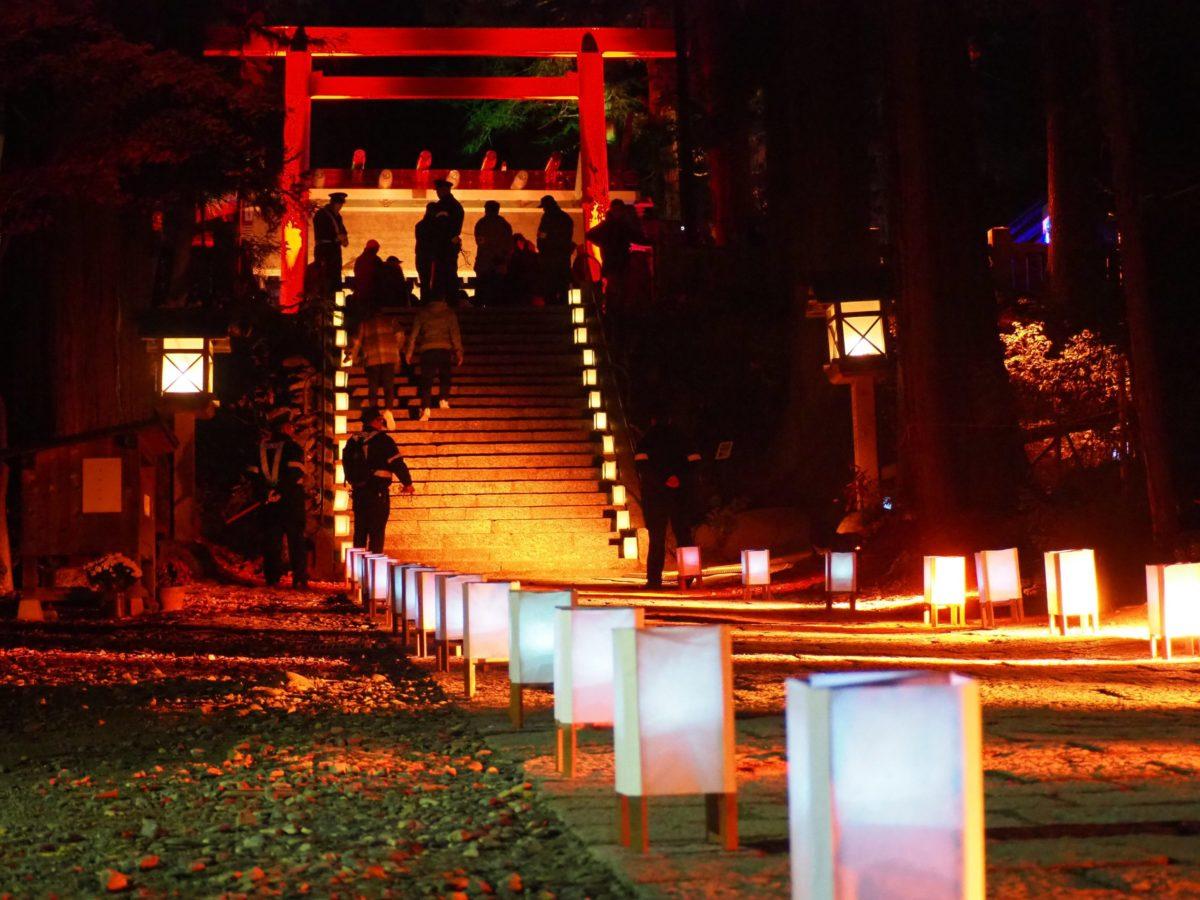 国宝「仁科神明宮」式年遷宮祭をきっかけに、信濃大町の魅力を再発見!