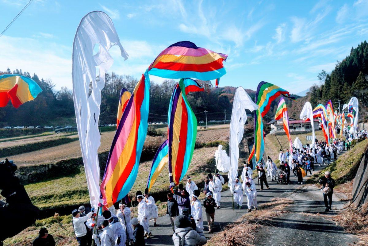 日本三大旗祭りの一つ、木幡の幡祭りで2万歩以上歩いてわかった3つの見所とは?