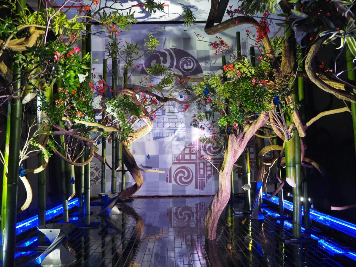 「江戸東京あかり展 produced by 日本あかり博」は、和の美しさと最新技術を感じるアート展だった!