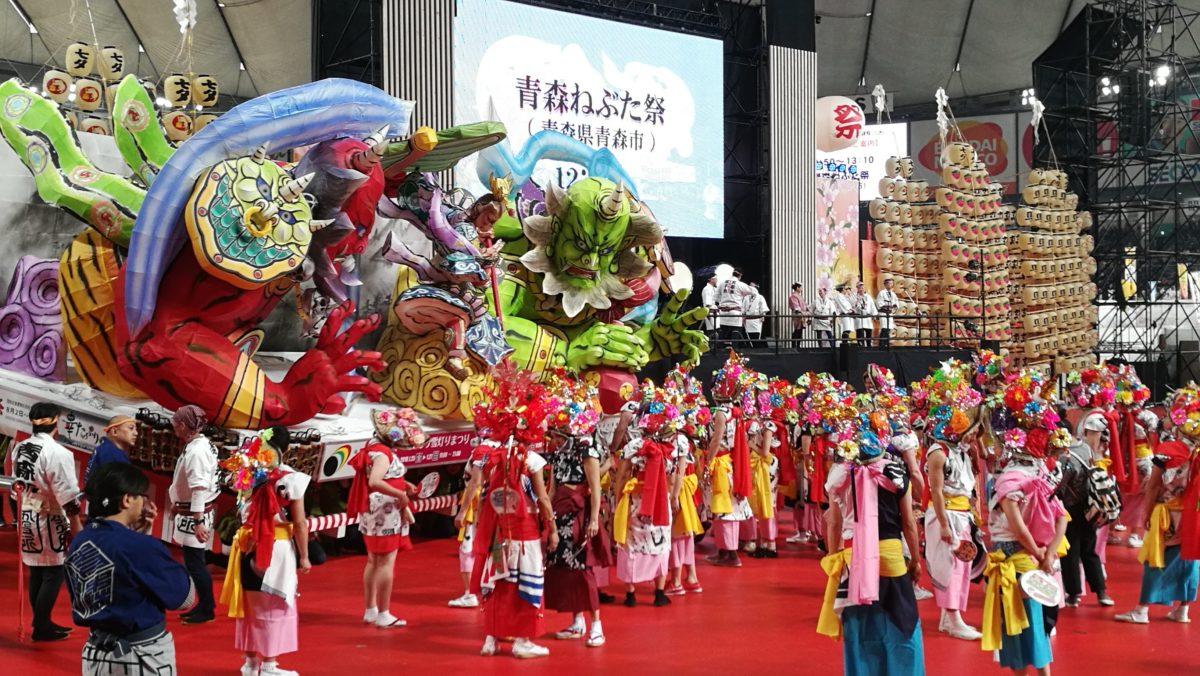 ふるさと祭り東京は踊り初心者でも楽しめる!盆踊り好き視点で見る楽しみ方ガイド