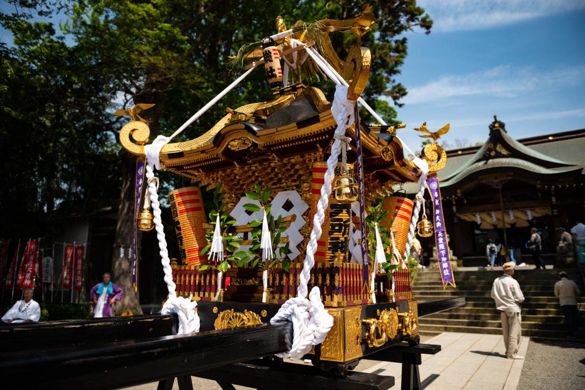 相模国府祭で1000年続く神事「座問答」を体感せよ!