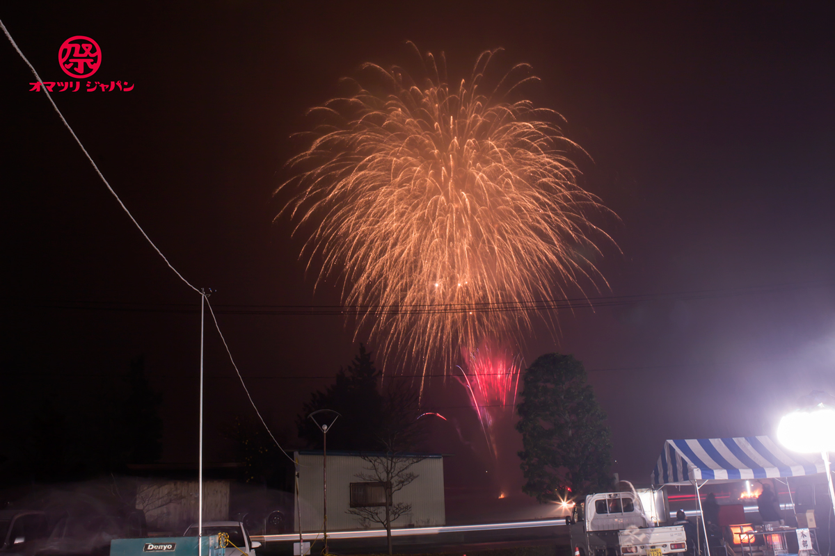 うねめの里 冬花火。イベント開始から20年の節目、今後はどうなる?