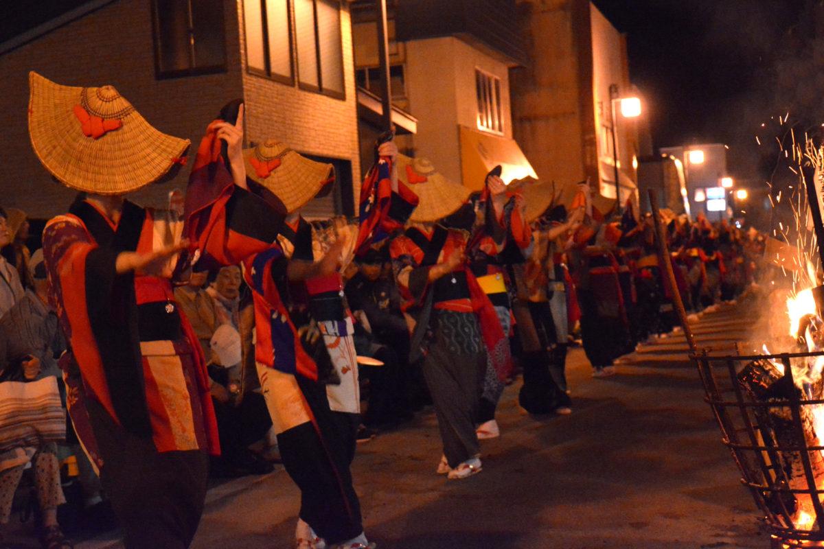 風流踊がユネスコ無形文化遺産登録申請へ。対象の民俗芸能を紹介!