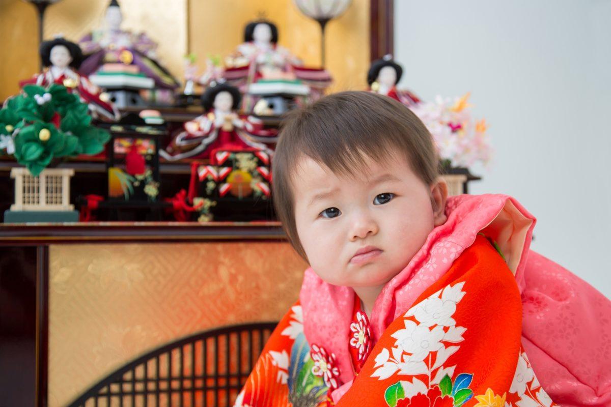 ひな祭りで子供の可愛い姿を残す方法は?見返したくなるおすすめの撮影方法をご紹介!