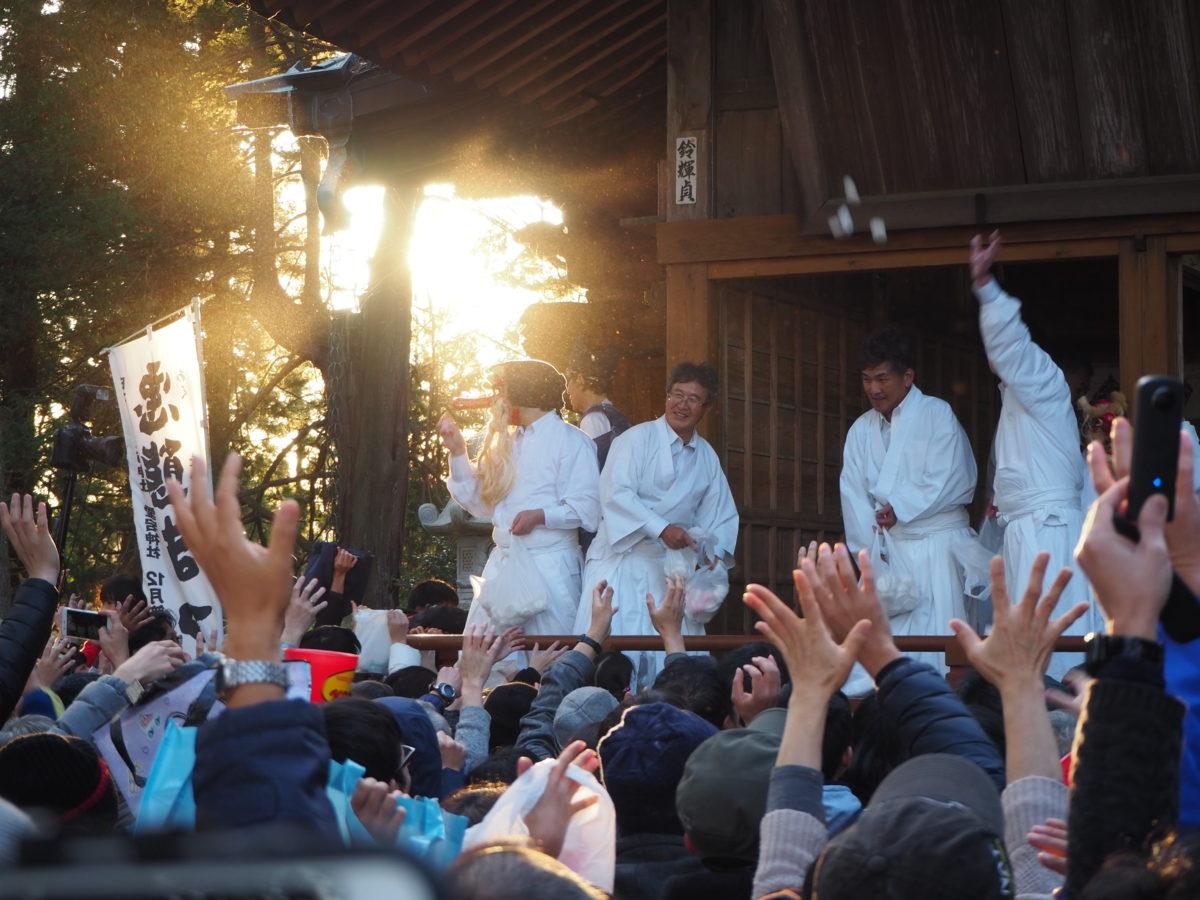 悪態まつりへ初参加!茨城県の笠間は女子旅にも最高だったぞバカヤロー!