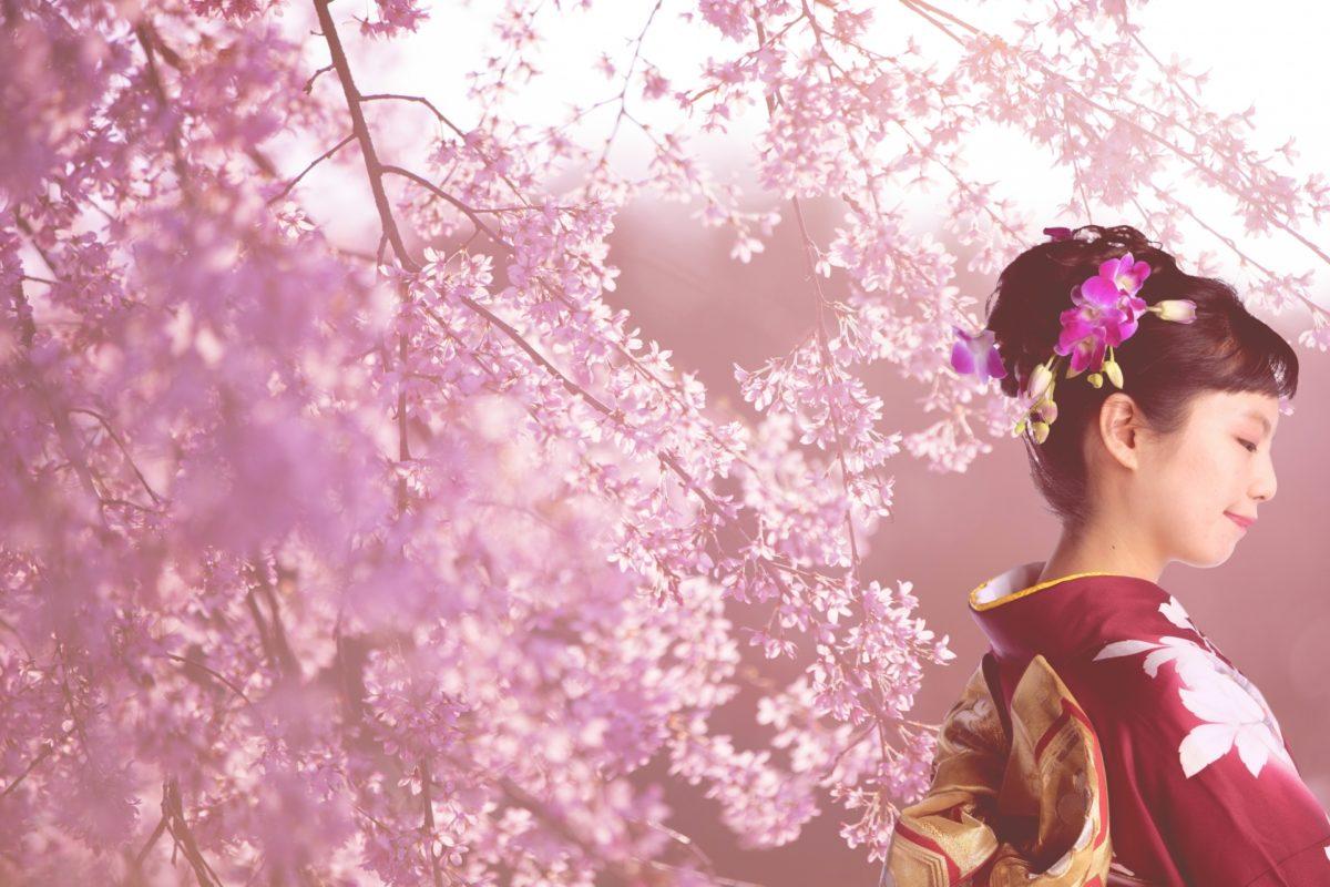 桜×着物で写真映え間違いなし!お花見スポット近くの着付けスタジオ5選をご紹介