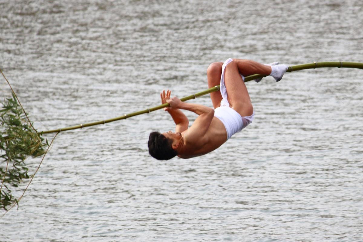 きねこさ祭(尾張三大奇祭)を紹介!川へ突っ込み、行列が練り、男がぶつかり合う!【前編】