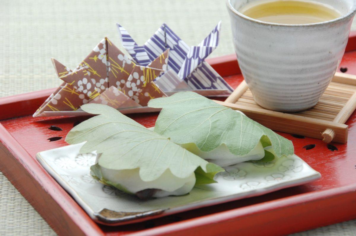 こどもの日に柏餅を食べる理由とは?柏餅が美味しい和菓子屋や柏餅の作り方も紹介!