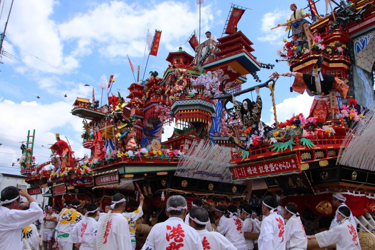 「日田祇園祭」盆地の夏を天高く彩る山鉾 観光経済新聞