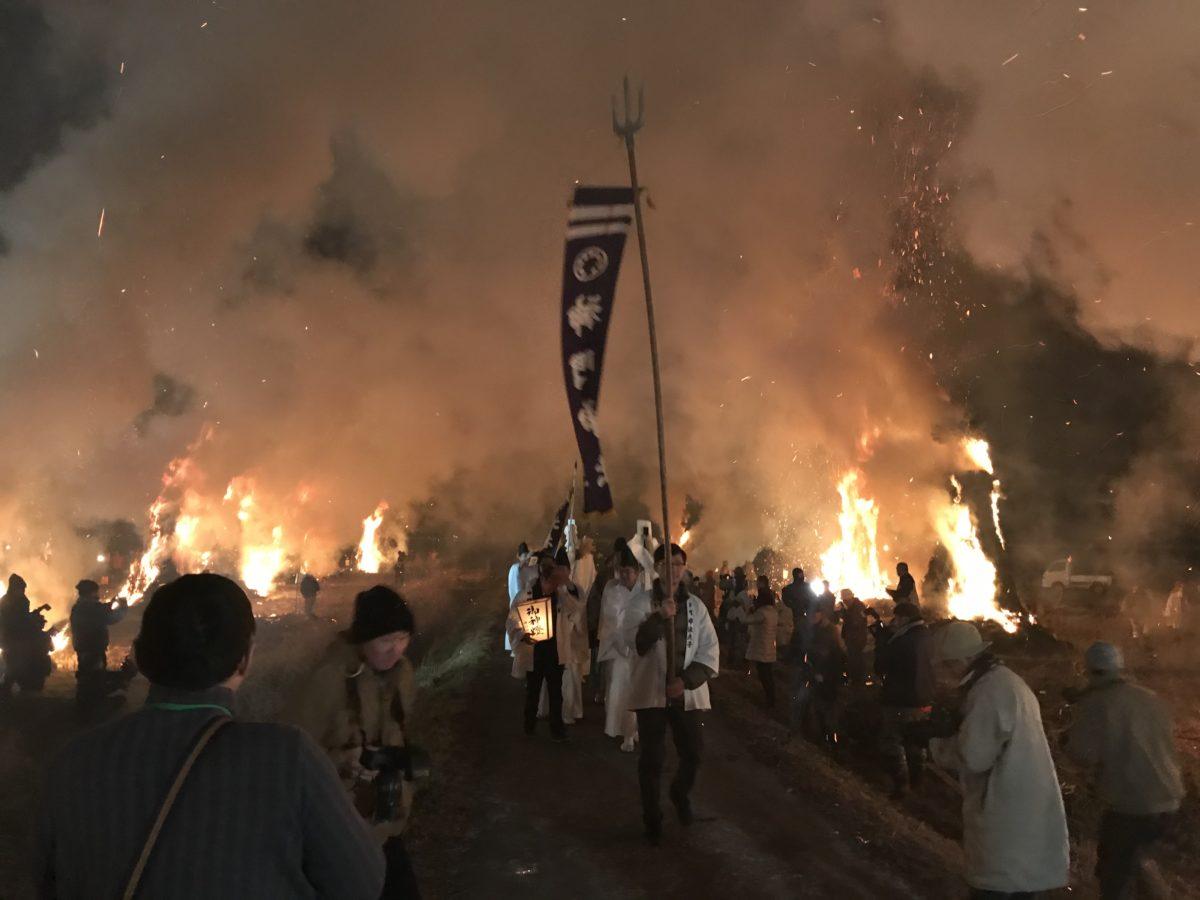 師走祭り(宮崎県)は、1300年の伝統を誇る、韓国ゆかりのお祭り!