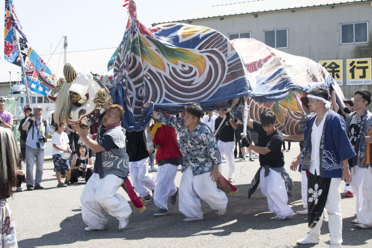 獅子舞が100種類以上!?石川県加賀市はお祭り天国