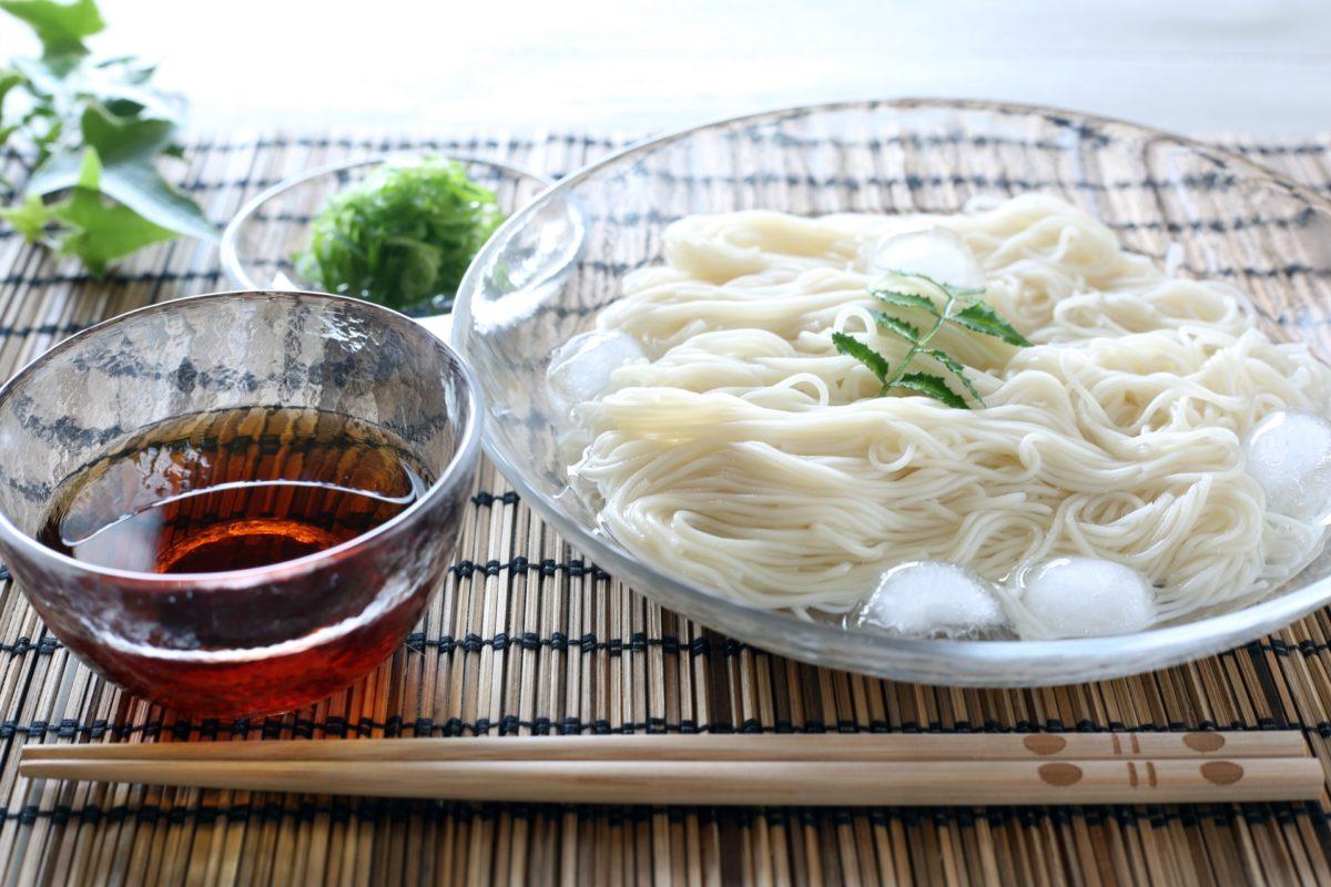 そうめんの美味しい食べ方や歴史を解説!七夕との関わりは?