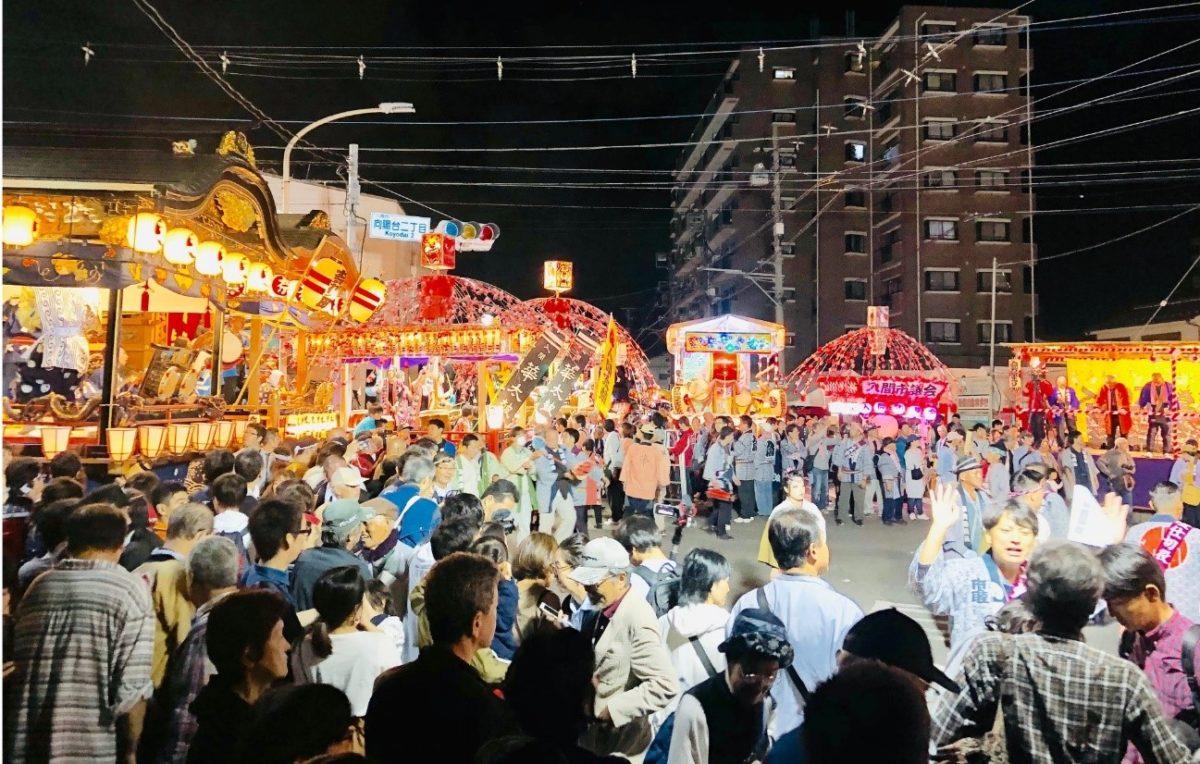 「入間万燈まつり」思い思いに楽しめる市民祭 観光経済新聞