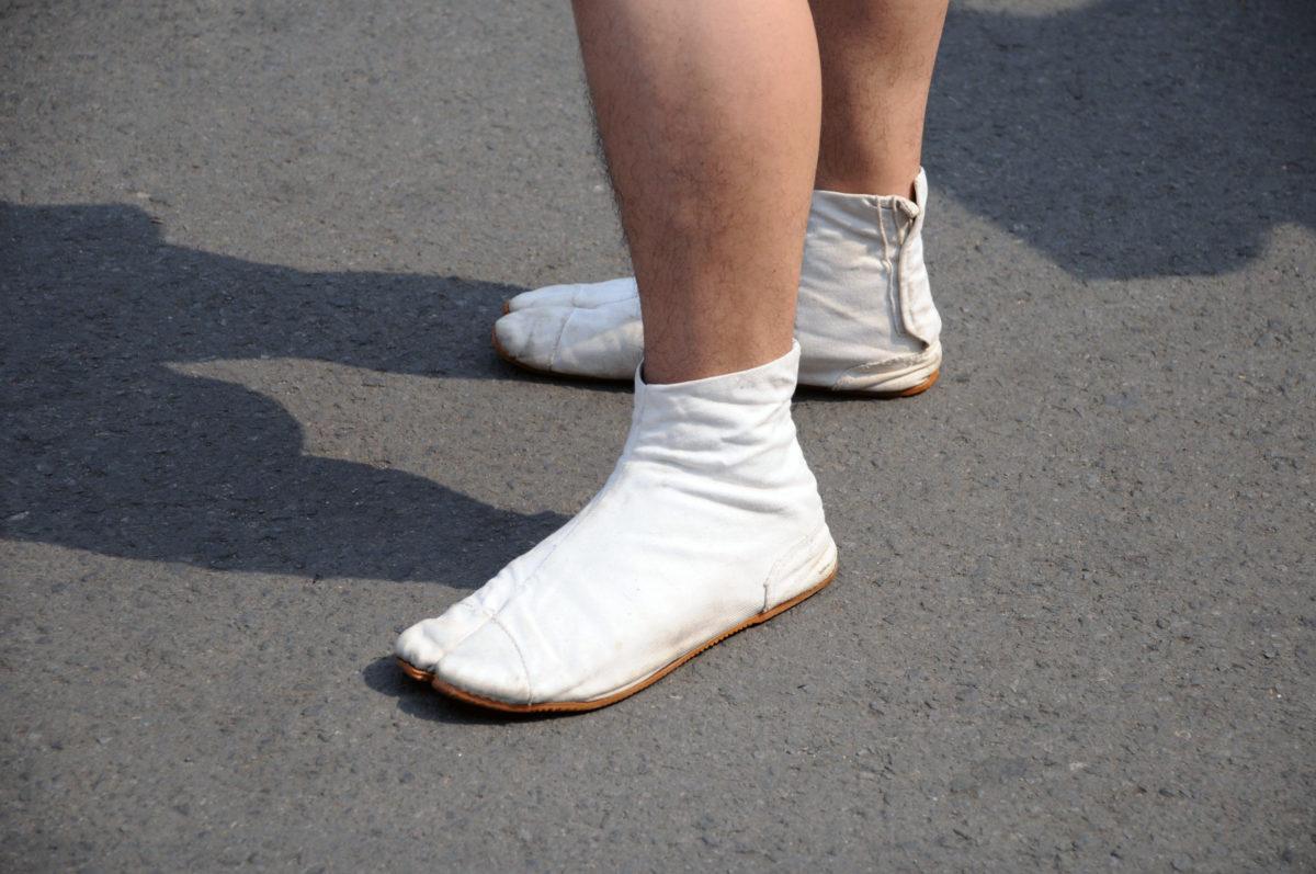 足袋についてメーカー「丸五」さんに聞いてみた!エアージョグ誕生秘話も!