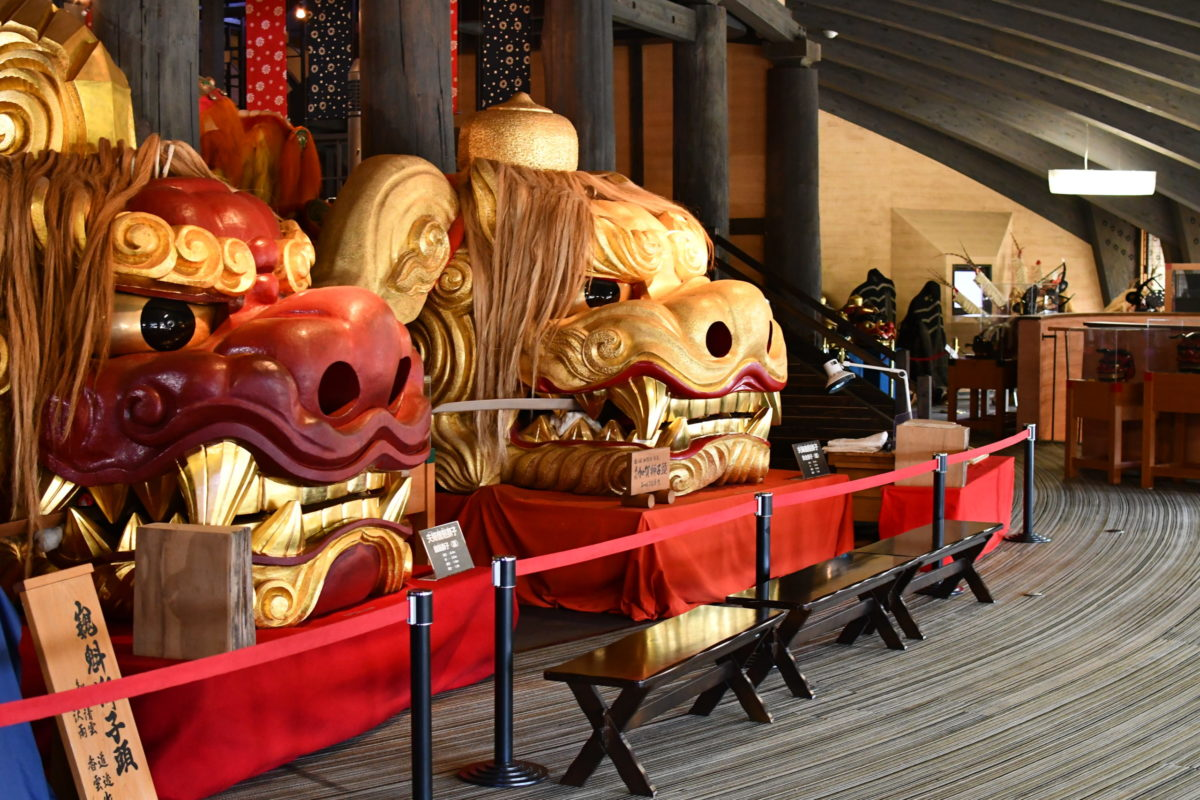 世界の獅子舞が集結!石川県獅子吼で博物館などを巡る