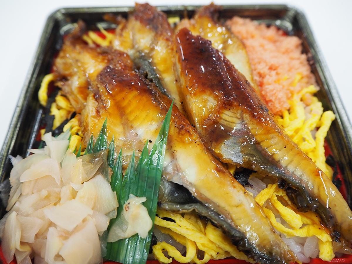 スシローのうなぎはザ・寿司屋のうなぎ!「うなちらし」を食べてみた!