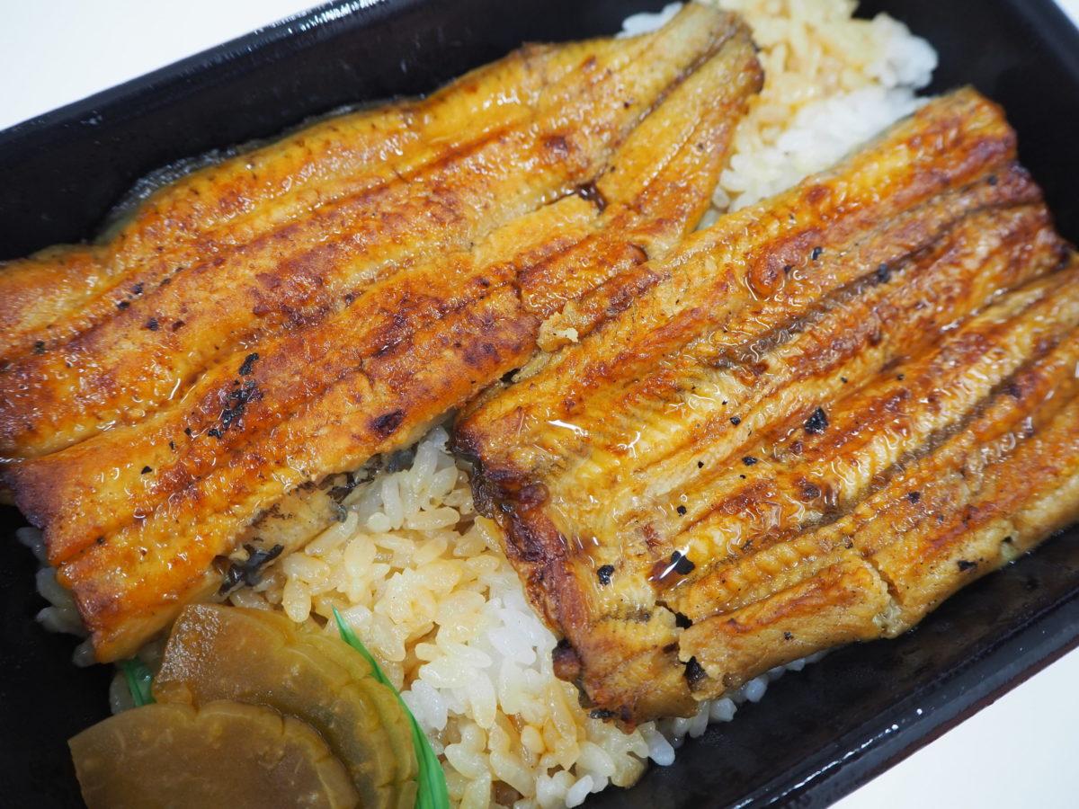 デパ地下のうなぎを食べてみた!新宿伊勢丹、つきじ宮川本廛さんのうなぎ弁当を実食!