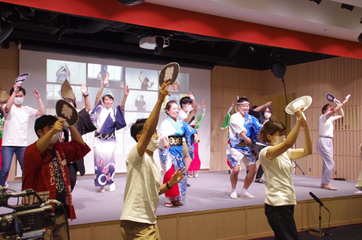 「オンライン夏祭り2020」密着取材!文化を繋げる新しいお祭りの形 【後編】