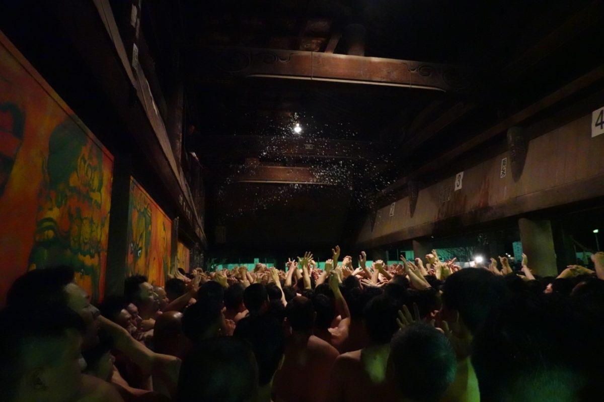 「西大寺会陽」裸男1万人の果てなき熱量|観光経済新聞