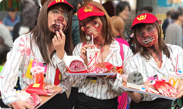 日本最大級ハロウィンイベント『カワサキ ハロウィン 2020』今年はステイホームで!#うちで化けよう