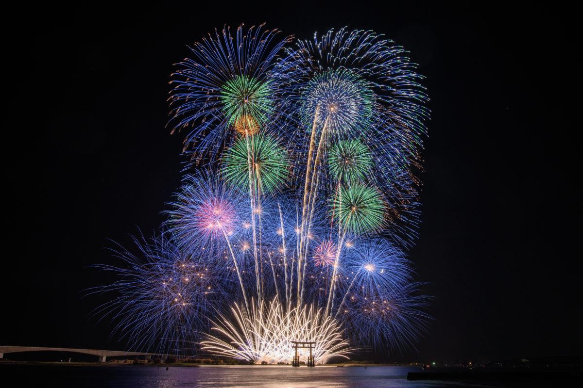 みんなの花火。24時間テレビで放送された、台場小学校と日本花火推進協力会が作り上げた花火の一部始終を紹介!
