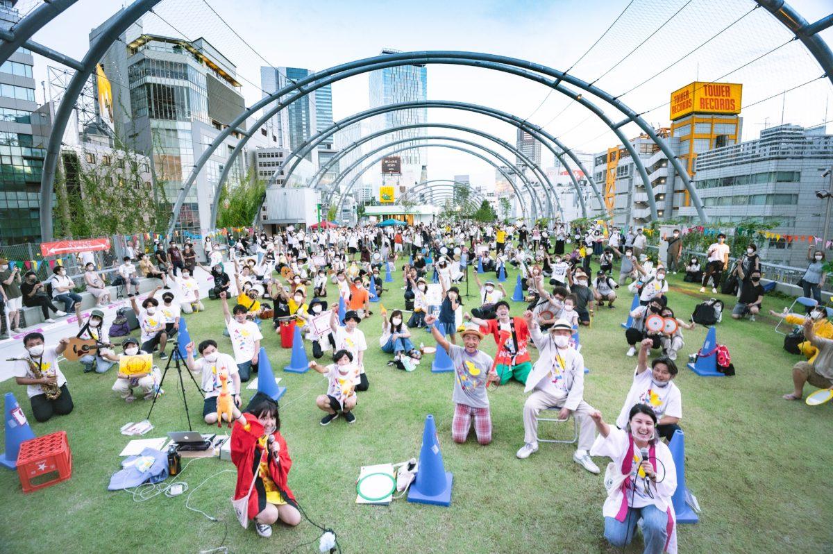 渋谷ズンチャカ!に参加してわかった、コロナ対策で気をつけるべき4つのこと