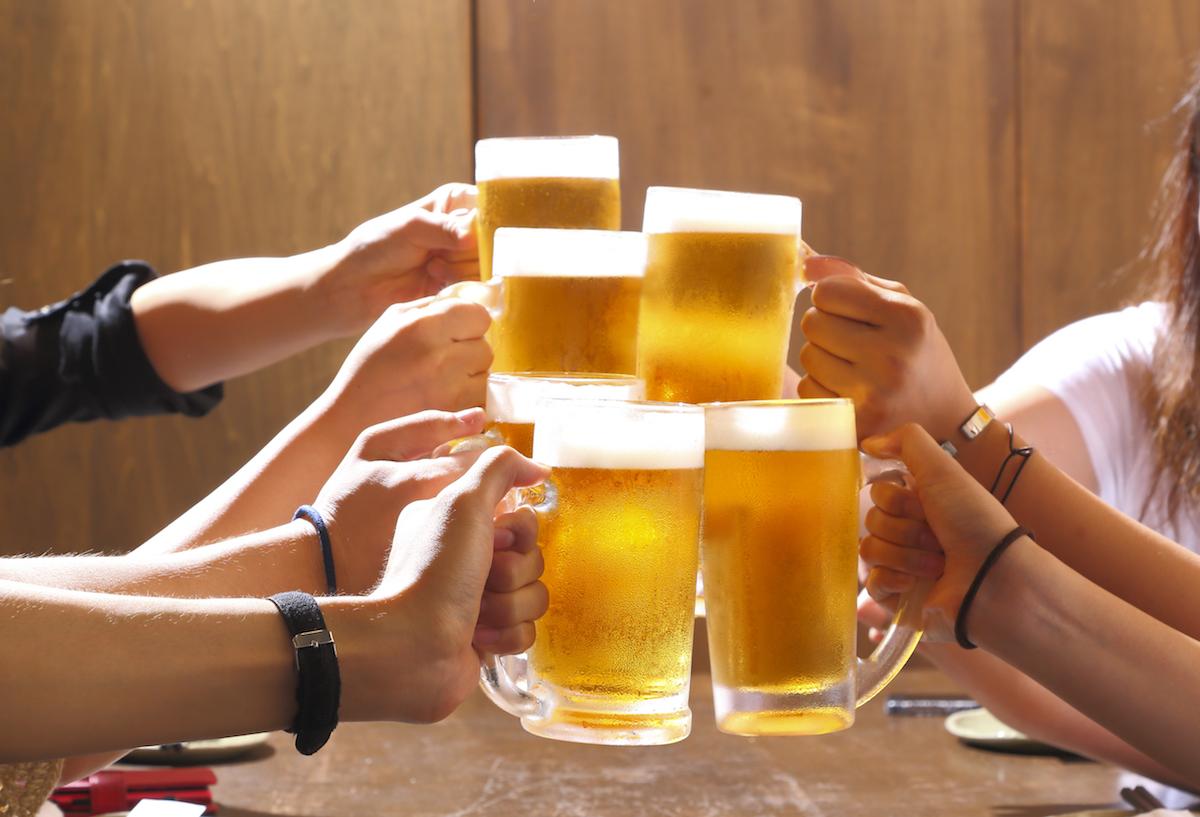 【新宿ビアマーケット by OKTOBER FEST】本場ドイツの樽生ビールが味わえる