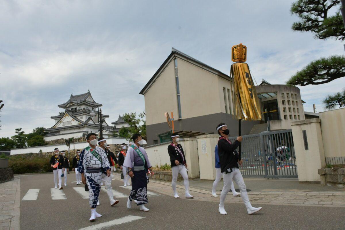 岸和田だんじり祭り2020 Withコロナ