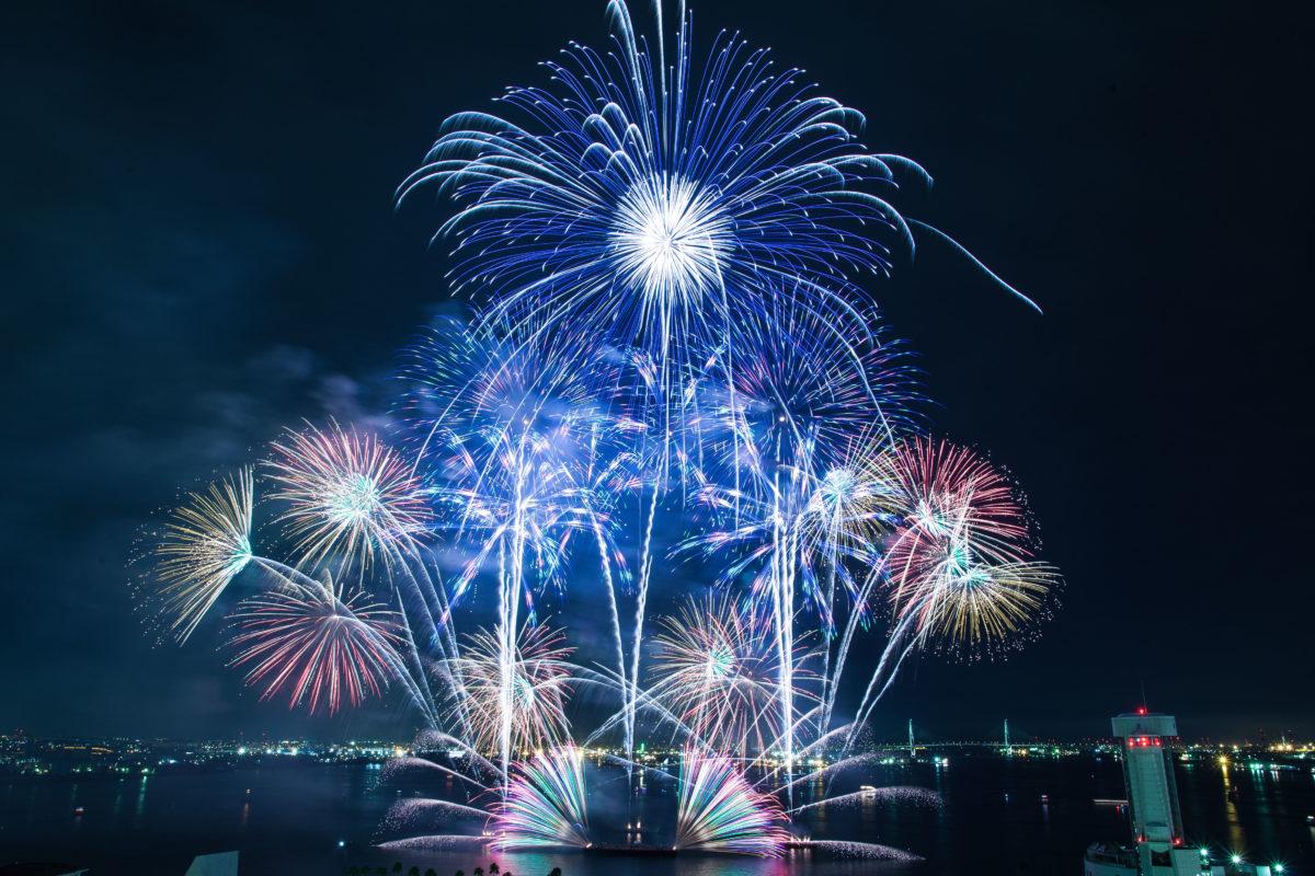 「名港水上芸術花火2020」2回の中止を乗り越え10月24日(土)に開催決定!