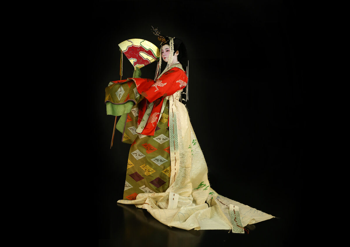『五節舞』謎の天女「瀬織津姫命」による十二単の舞