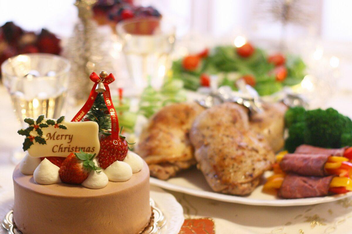 ケーキ・チキンなどイオンのクリスマスメニューを予約しよう!